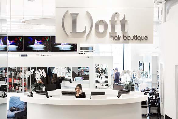 4e5c1fb4cb loft hair estudio cabelo nail shopping cidade jardim