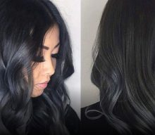 Charcoal Hair: conheça a tendência do cabelo 'cor de carvão'